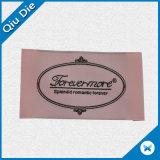 Tecidos personalizados crochê etiquetas para vestuário