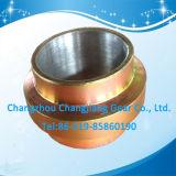 Qualità Giallo alta zinco rotella di scorrimento in metallo
