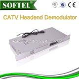 Modulatore sintonizzabile agile pieno Ah-801 dell'intervallo CATV