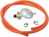 SA Low Pressure Gas Regulator com Hose (SA5G58U28)