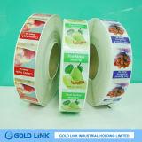 Zelfklevend White pvc Film voor Printing