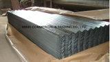 Farbe des Dach-Dx51d 0.2mm-2.0mm beschichtete vorgestrichenes galvanisiertes Stahlring-Blatt Gi/PPGI