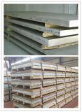 Placa de aluminio 5083 H112 para componentes mecánicos, molde