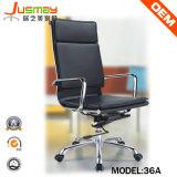 Haute qualité en cuir pivotant chaise de bureau