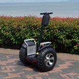Zwei Rad-Selbst, der persönliche Transportvorrichtung mit beweglicher APP-Steuerung balanciert