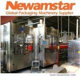 탄산 청량 음료를 위한 충전물 기계