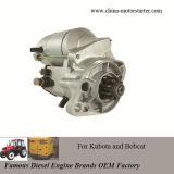 De Compacte Tractor Gebruikte van de Motor Bobcat Aanzet van Kubota & (16650)