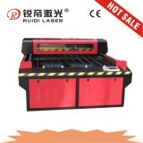 Ruidi 1300*2500の二重ヘッド革またはFabric/MDF/Acrylicレーザーの打抜き機