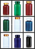 بيضاء [150مل] محبوب زجاجات بالجملة لأنّ صيدلانيّة يعبّئ