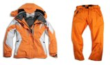 Marken-wasserdichte und Breathable Ski-Abnutzung für Frau (s38)
