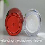 De aangepaste Plastic Fles van de Fles van de Fles van de Fles van de Room van het Gezicht Acryl Kosmetische