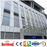 ACP composé en aluminium Acm de panneau de Guangzhou Rucobond