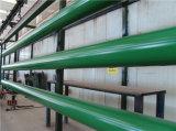 欧州連合En 10255の黒い塗られたか、または電流を通された鋼管