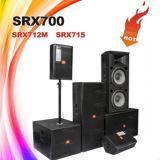 Altavoces de dos vías de alta potencia del profesional del sistema de sonido del PA de la serie SRX700
