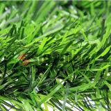 녹색 플라스틱 정원 담쟁이 잎 담 회양목 인공적인 산울타리
