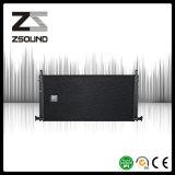 Línea profesional audio altavoz de la voz pasiva 10inch del audio del arsenal