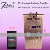 삼각형 무선 LED 동위 빛 건전지에 의하여 운영하는 Uplighting