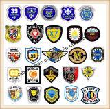 Customed tout insigne de marque de tissu de forme (WL106)