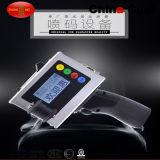ポリ袋のための携帯用インクジェットバッチコードプリンター