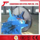 Высокочастотным прямым сваренный швом стан стальной трубы