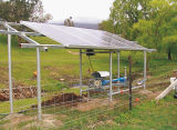 Sistema de bombeo de agua solar