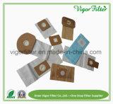 Sacchetto filtro di carta Critico-VCA per i modelli dell'aspirapolvere