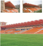 중국 저가 디자인 강철 구조물 작업장 (ZY434)