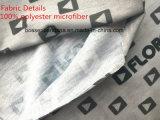 Écharpe tubulaire faite sur commande de collet sans joint multifonctionnel de Microfiber estampée par Fullover de logo de produit d'usine de la Chine