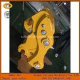 Rápidos hidráulicos das peças sobresselentes da máquina escavadora de KOMATSU Kobelco da lagarta conetam