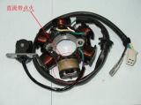 Обмотки статора деталей мотоциклов Yog Comp магнитные катушки Kymco Gy индийской Bajaj6-125 модели телевизоров YAMAHA Honda хорошего качества Et Italika Cub Crypton скутер Vs Ds