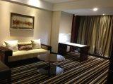 ホテルの寝室の家具か贅沢な王Size Bedroom Furnitureか標準Sizeホテル王の寝室組またはSize Hospitality王の客室の家具(NCHB-GL003)