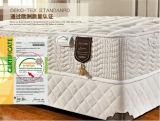 Materasso del lattice, materasso lavorato a maglia del tessuto, materasso di Alibaba (161)