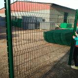 La alta calidad ensambló fácilmente a surtidor soldado de la cerca del acoplamiento de alambre