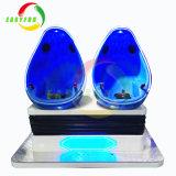 상점가를 위한 Easyfun 2 계란 의자 9d Vr 영화관 시뮬레이터