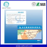De UHFRFID Card/UHF RFID Markering van ISO 18000-6c 860MHz~960MHz PVC/Pet