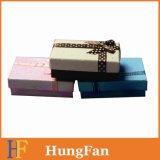 Farben-Papierschmucksache-Paket-Kasten für Jewellry