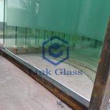 Vidro do vidro do vidro do vidro temperado/chuveiro/curvatura/segurança