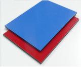 Uso composto de alumínio do painel do revestimento do PE para a decoração interna
