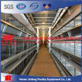 Cage de poulet de matériel de volaille de batterie automatisée par couche de bâti de H