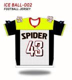 Spidersports Iceball sublimato abitudine Jersey