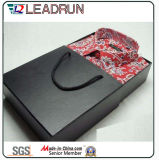 Коробка пакета портмона бумажника коробки тенниски коробки куртки коробки упаковки костюма дела натянутого лука (Sy093)