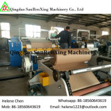 Máquina que lamina del derretimiento de la capa de cinta de papel adhesiva caliente automática llena de Kraft