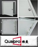 Panneau en métal de la promotion 600*600mm de Qualpro avec le blocage de cylindre AP7030