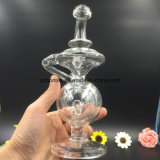 Riciclatore di vetro del tubo di Bontek con la cupola interna Perc