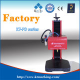 Pin Marking Machine di Benchtop Pneumatic Metal DOT per Nameplate