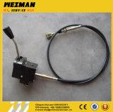 La scatola ingranaggi di Sdlg LG936 LG956 parte il cavo LG06-Bscz-956 4190000852 dell'asta cilindrica LG06-Bscz-936 4190000793/Control del cavo della trasmissione