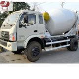 (JC8m3/JC8m3_D)移動式具体的なトラック、8cbm車輪の具体的なミキサー8cbm