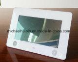 Bâti personnalisé d'images numériques de modèle de miroir de l'écran LCD 7inch (HB-DPF704A)