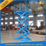 Alta qualità Hydraulic Cargo Lifting Machine con Ce