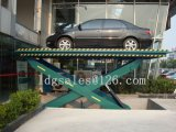 Levage hydraulique de véhicule de ciseaux (SJG3-6)